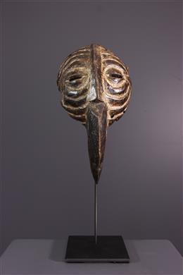 Luba Kifwebe Zoomorphic Masker