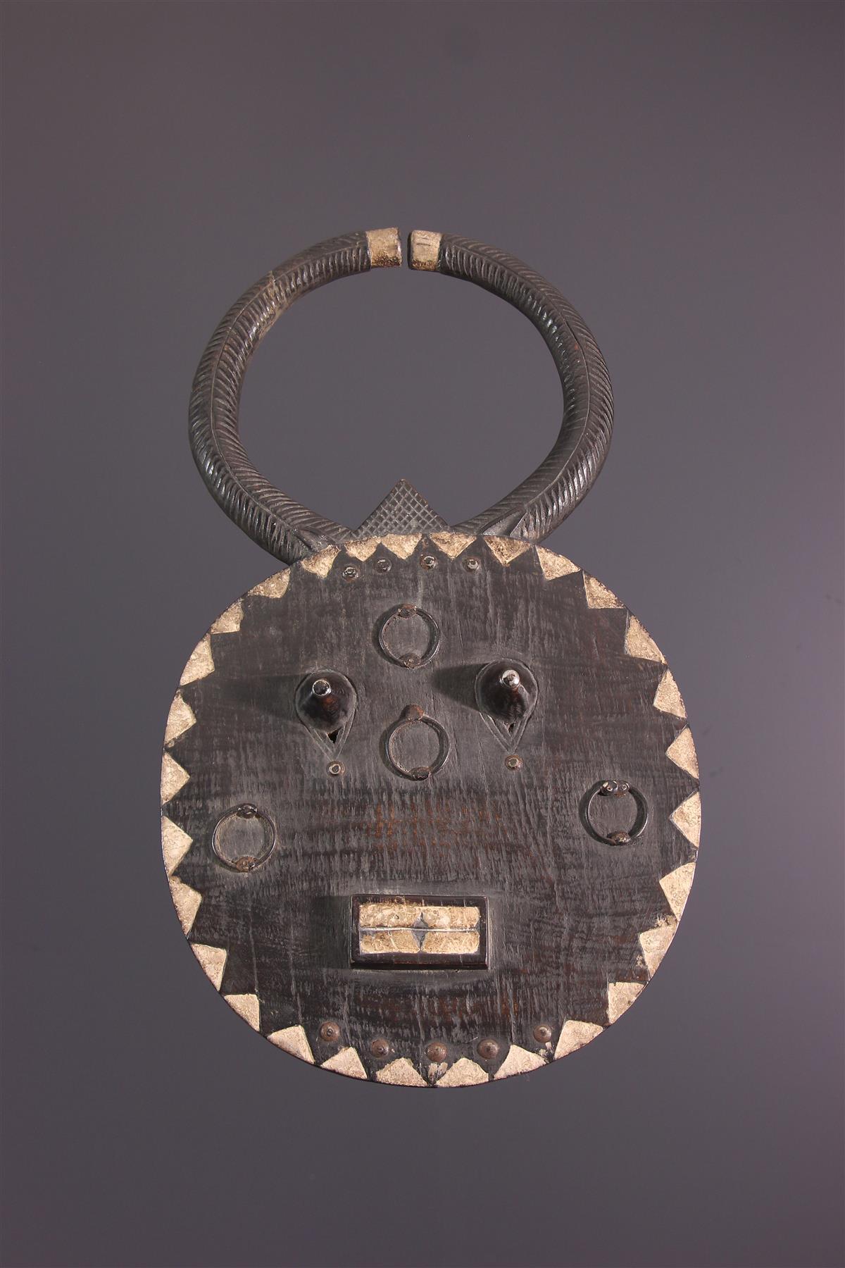 Kplé Kplé Masker - Afrikaanse kunst