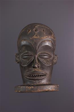 Afrikaanse kunst - Chokwe Cihongo Masker