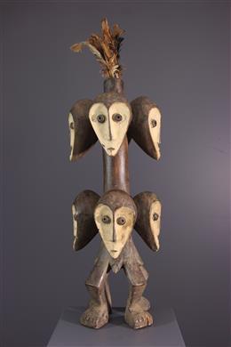 Afrikaanse kunst - Sakimatwematwe League Standbeelden