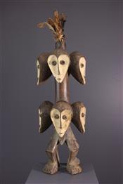 Statues africainesBeeld Lega