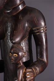 MaternitéStandbeeld Phemba