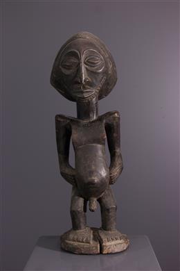 Afrikaanse kunst - Figuur van voorouder Hemba Singiti