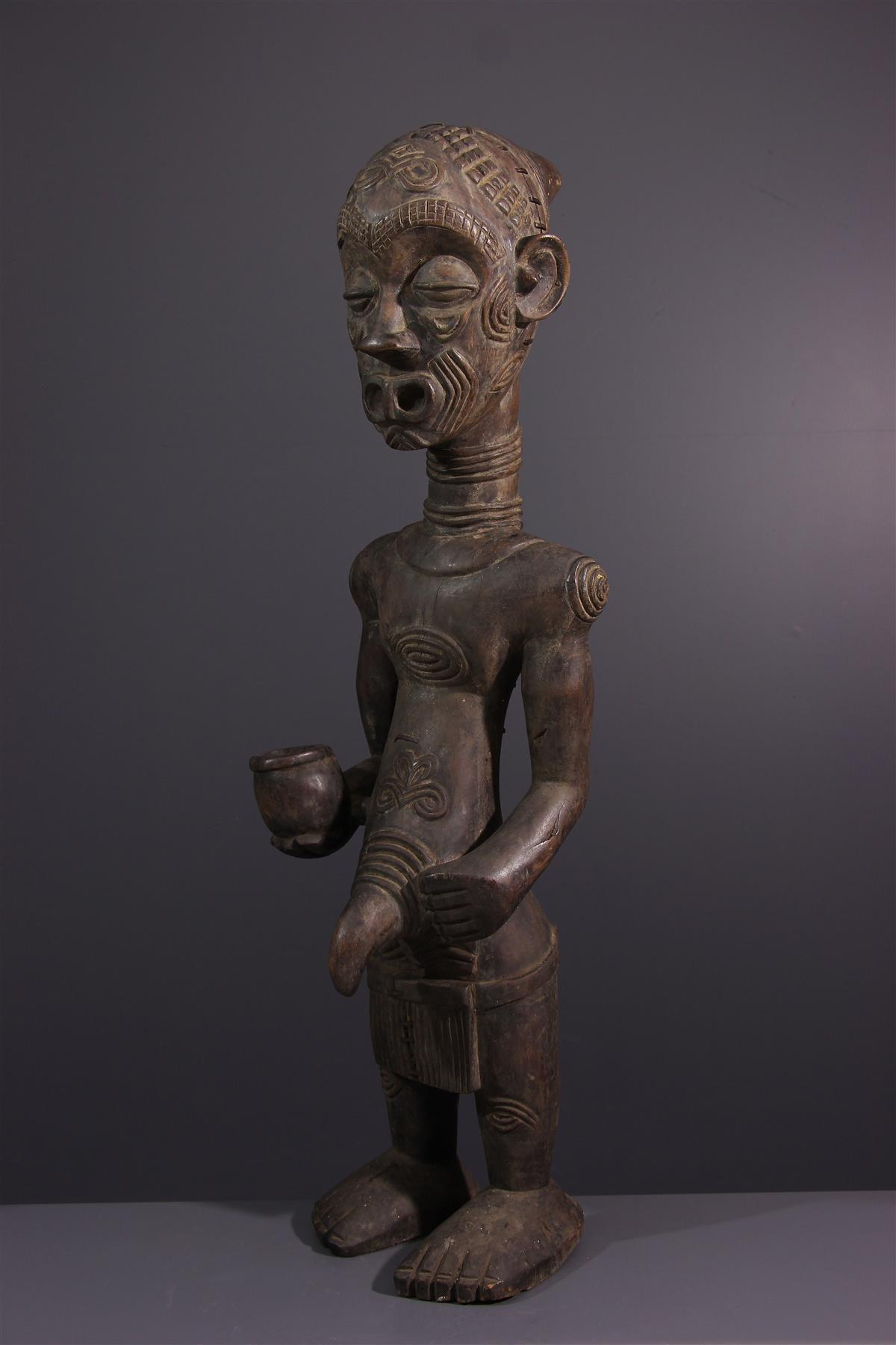 Beeld Luluwa - Afrikaanse kunst