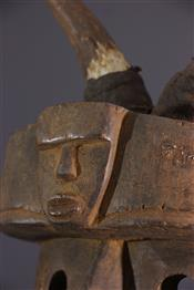 Masque africainToma masker