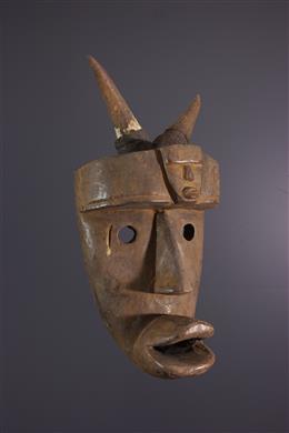Afrikaanse kunst - Dan/Toma masker