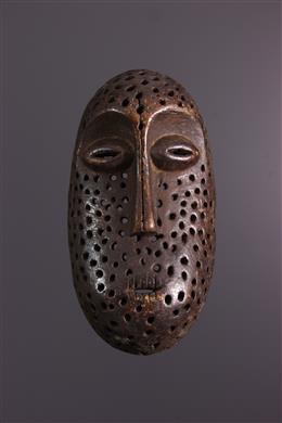 Afrikaanse kunst - Lega masker