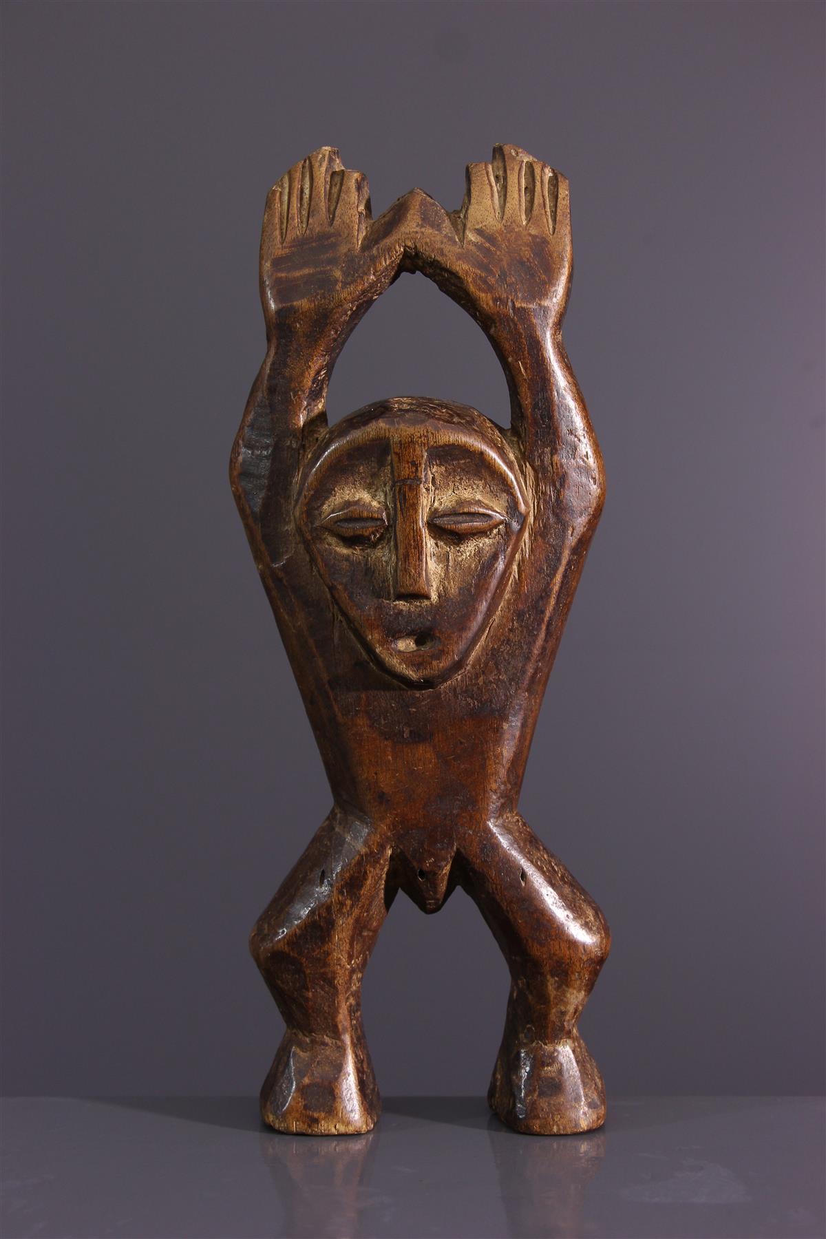 League Beeldjes - Afrikaanse kunst