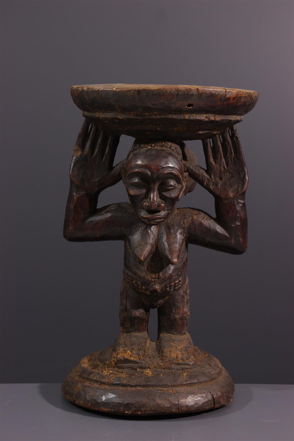 Hemba Kruk   - Afrikaanse kunst