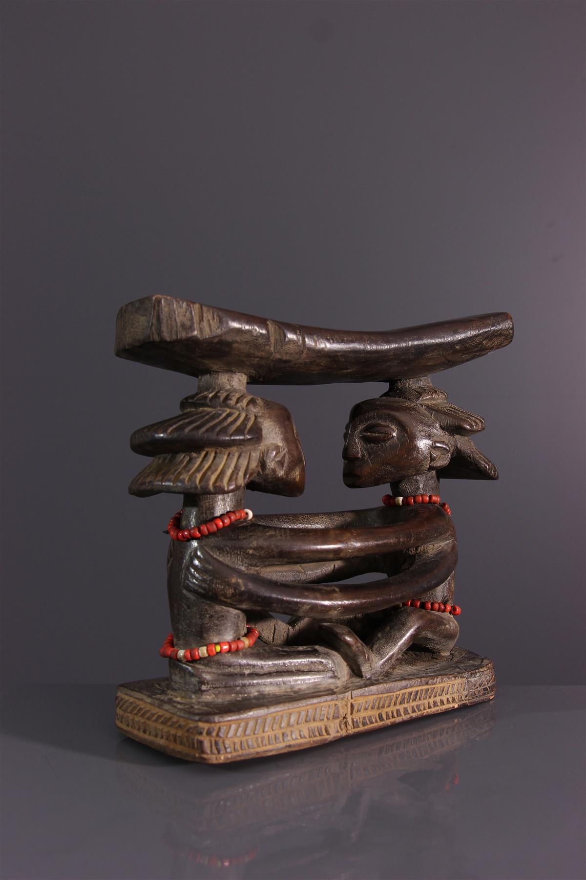 Neksteun Luba - Afrikaanse kunst
