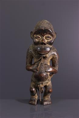 Fetish beeldje Boulu, Bulu