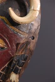 Masque africainGouro masker