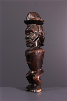 Beeldje Teke Nkumi