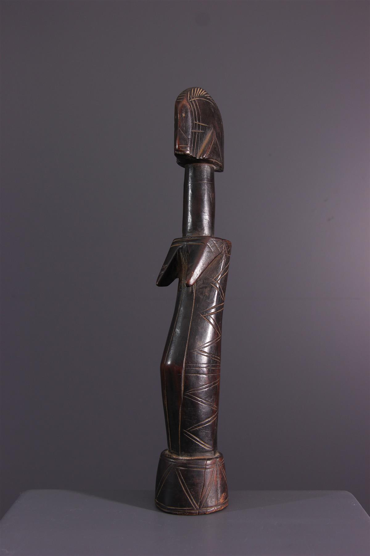 Mossi pop - Afrikaanse kunst