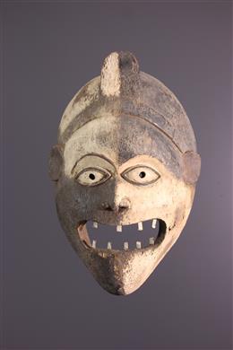 Afrikaanse kunst - Kongo Yombe Masker