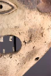 Masque africainKongo Masker