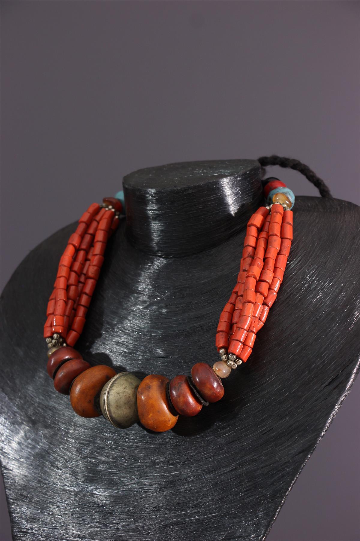 Berberketting - Afrikaanse kunst