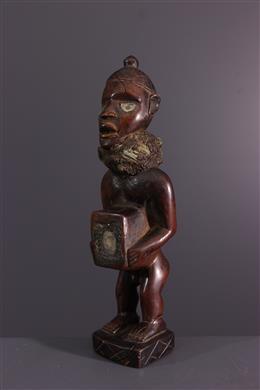 Kongo Nkishi standbeeld