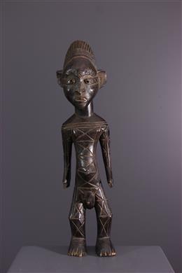 Afrikaanse kunst - Beeld Mangbetu Nebeli