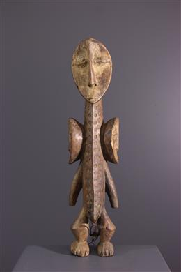Afrikaanse kunst - Sakitmatwematwe Lega Beeldjes