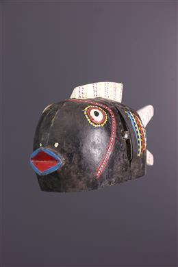 Mali Bozo poppenmasker