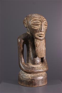 Afrikaanse kunst - Kasongo / Kusu Kakudji Fetisj