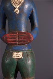 Statues africainesColon Baoulé