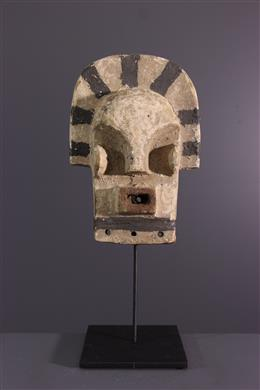 Tetela masker
