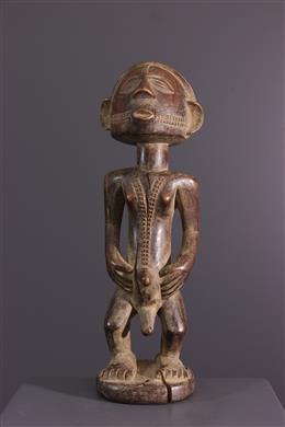 Afrikaanse kunst - Beeldje Tabwa Mipasi