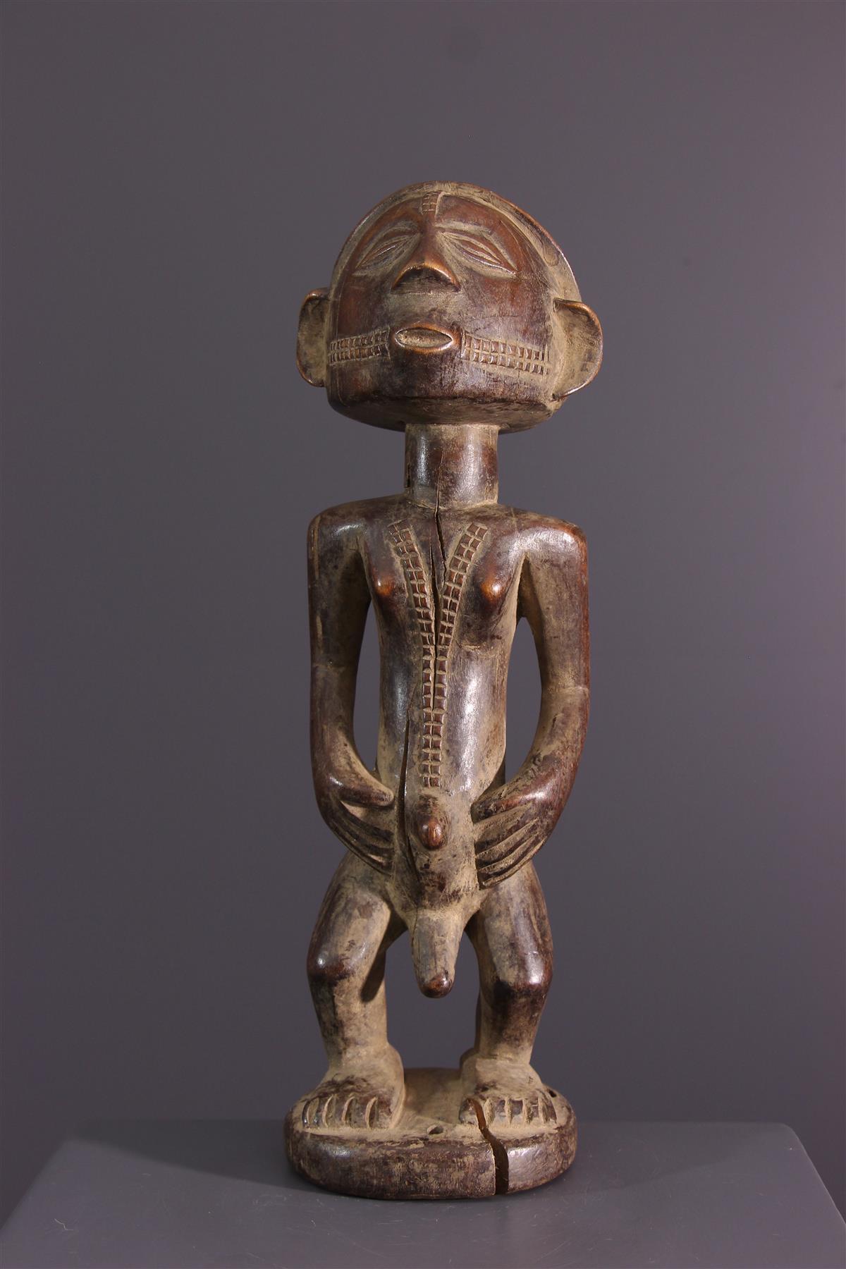 Beeldje Tabwa - Afrikaanse kunst