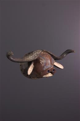 Het buffelmasker van Tabwa