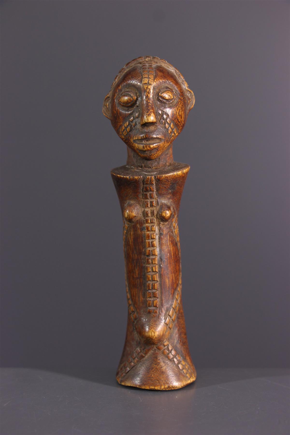 Tabwa pop - Afrikaanse kunst