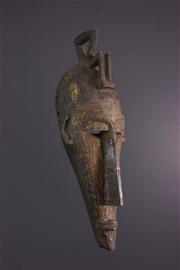 Het masker van Markha van N tomo