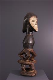 Statues africainesDe Standbeelden van de Lega