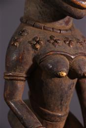 Statues africainesBeeldje Phemba