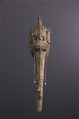 Groot Markha masker van de N tomo