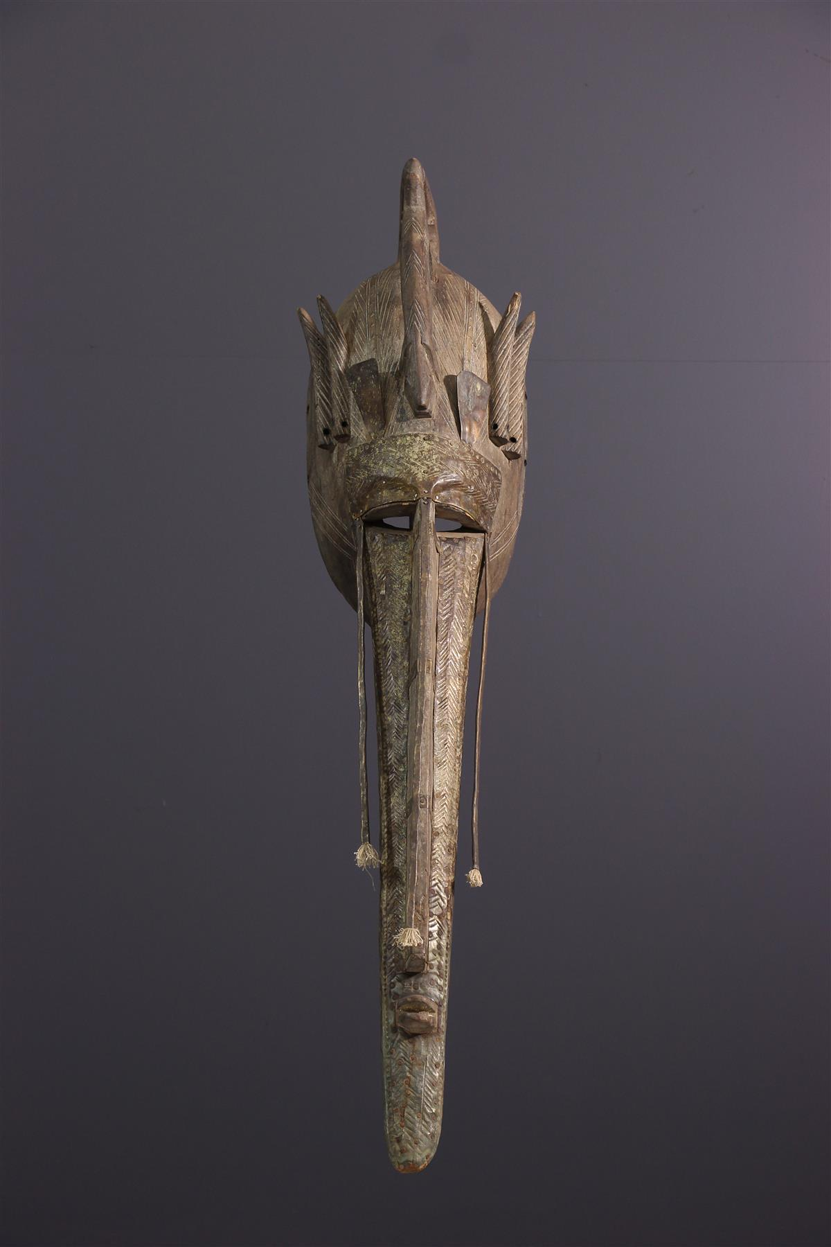 Markha-masker - Afrikaanse kunst