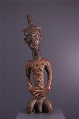 Standbeeld van voorvader Ndengese Totshi