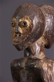 Statues africainesBeeldjes Lega