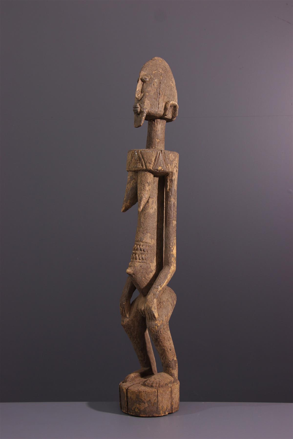 Standbeeld Dogon - Afrikaanse kunst