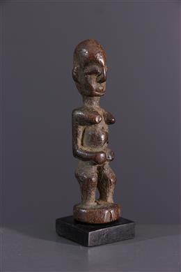 Afrikaanse kunst - Lobi Buthib talisman beeldje