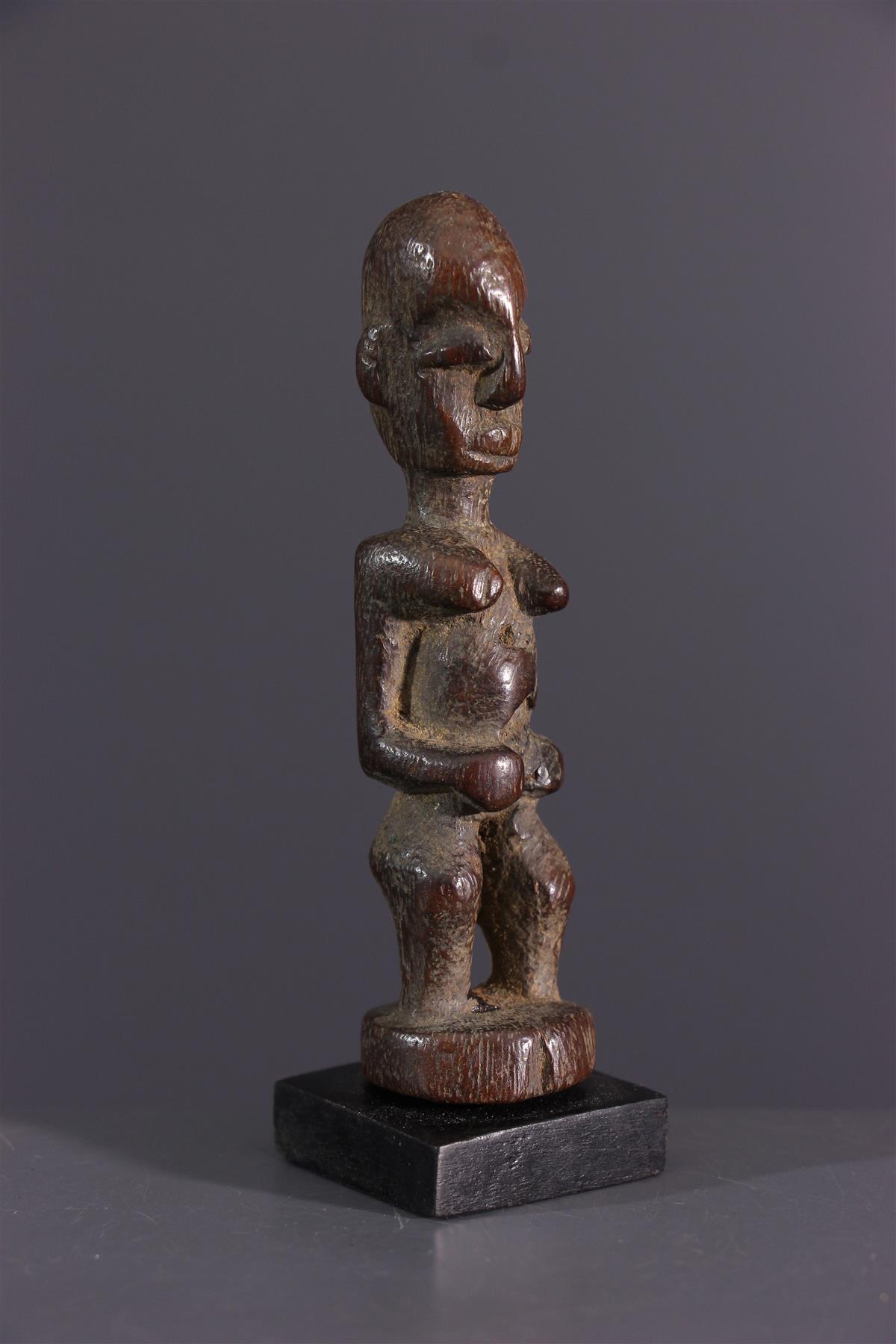 Lobi talisman  - Afrikaanse kunst