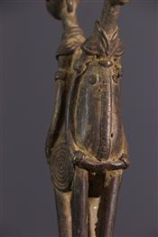 bronze africainLobi bronzen