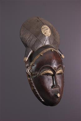 Afrikaanse kunst - Baoule Ndoma Masker