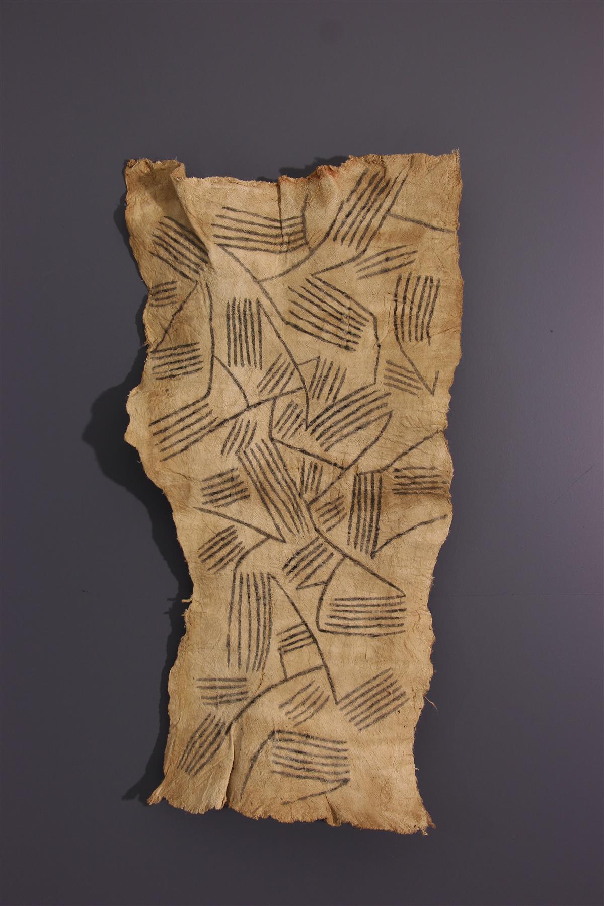 Textiel Pongo - Afrikaanse kunst
