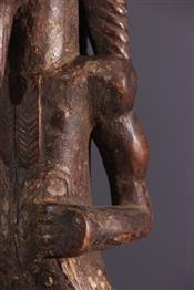 Statues africainesStandbeeld Lulua