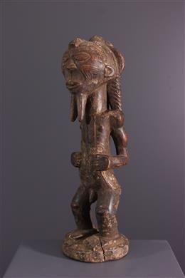 Afrikaanse kunst - Luluwa voorouderfiguur