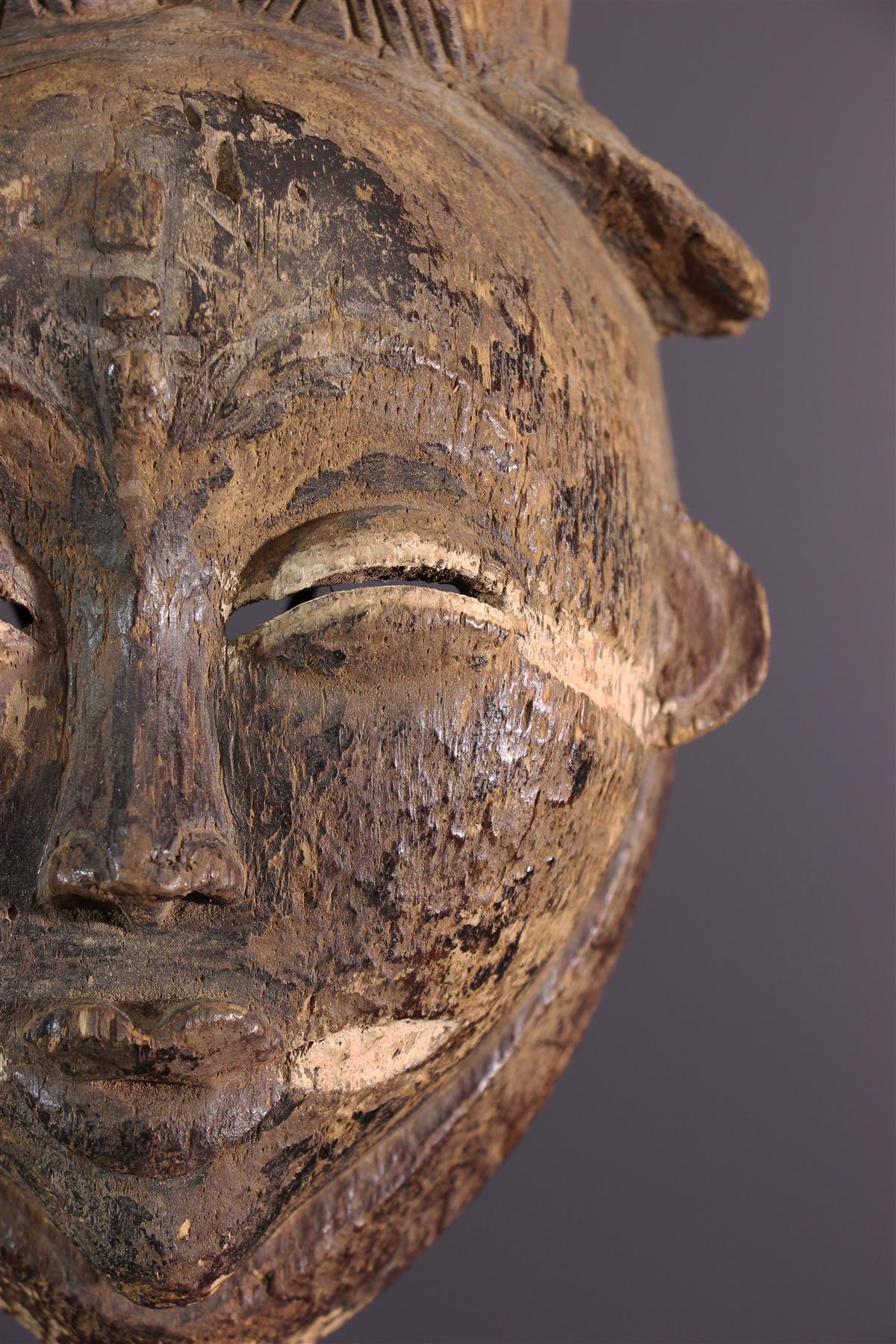 Tsengi Masker - Afrikaanse kunst