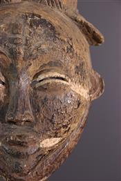 Masque africainTsengi Masker