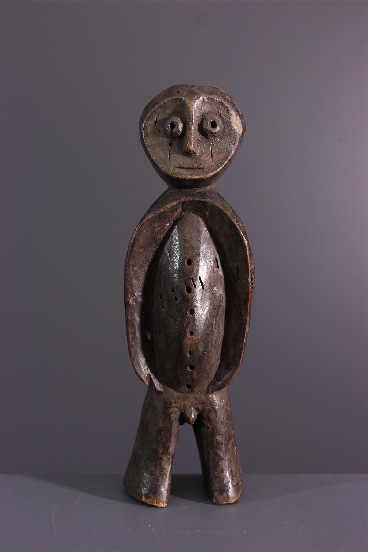Beeldjes lega - Afrikaanse kunst